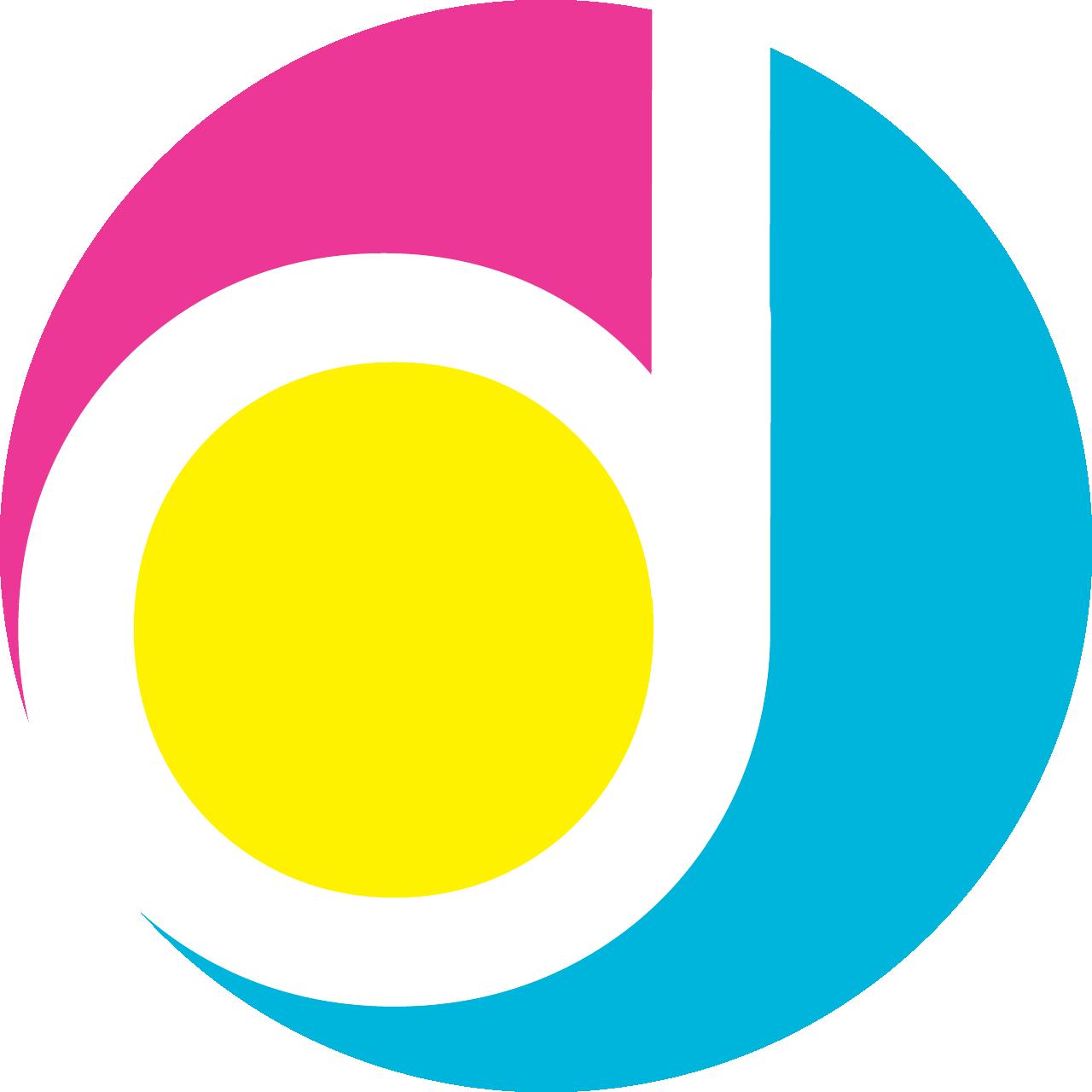 Datanetics D icon logo