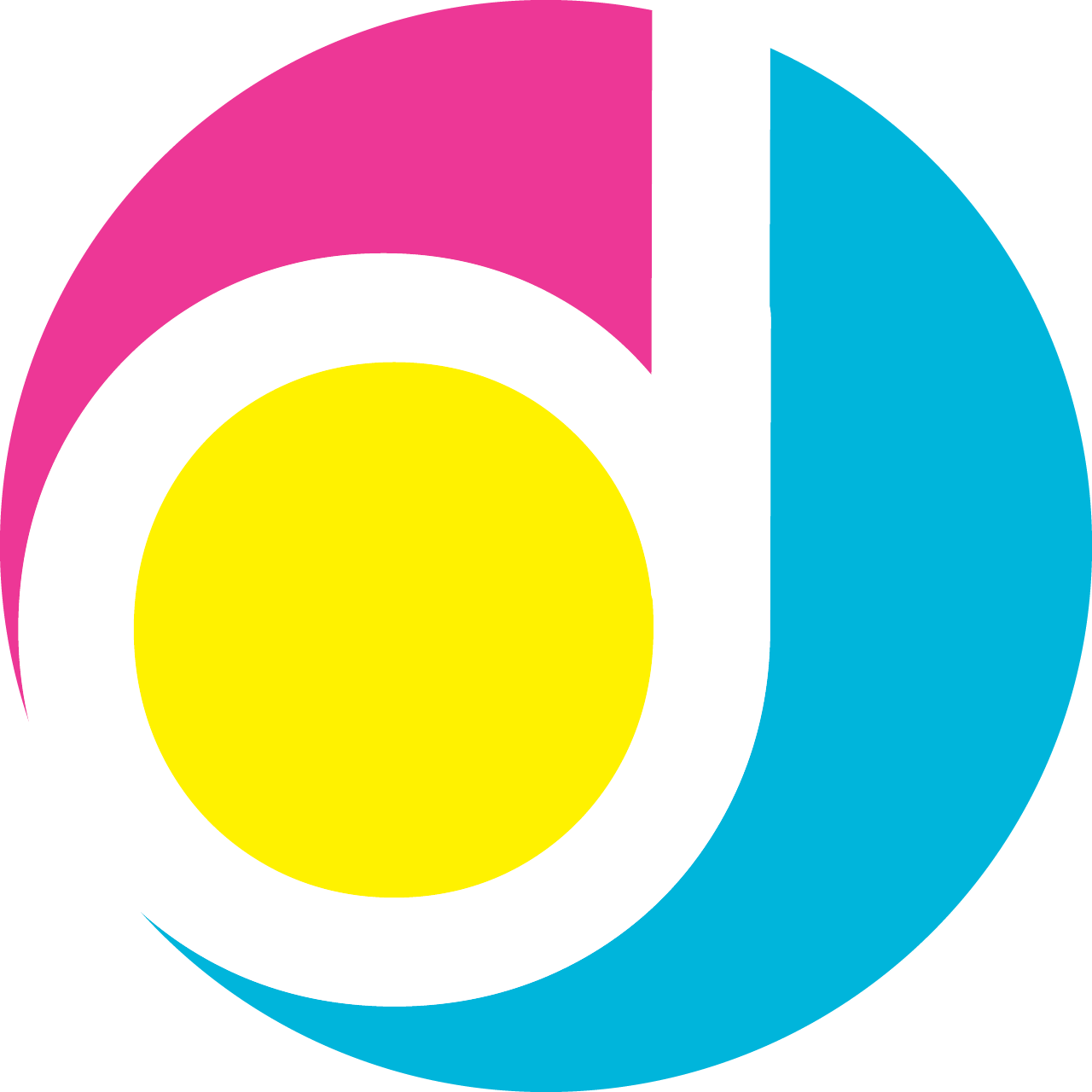 Datanetics D icon logo